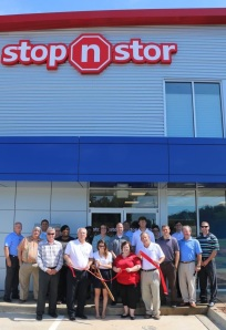 Ribbon Cutting with Chamber of Commerce