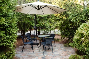 How to prepare patio furniture for storage